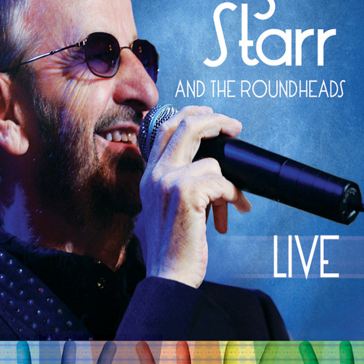 Ringo and the Roundheads : Starr,Ringo