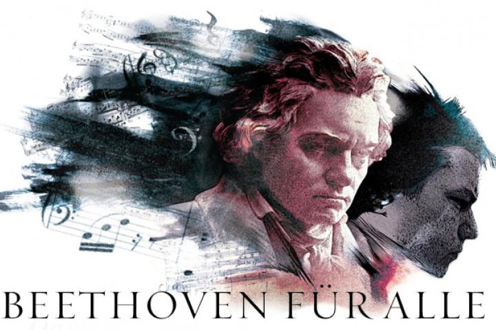 Beethoven für Alle Daniel Barenboim Cover Grafik