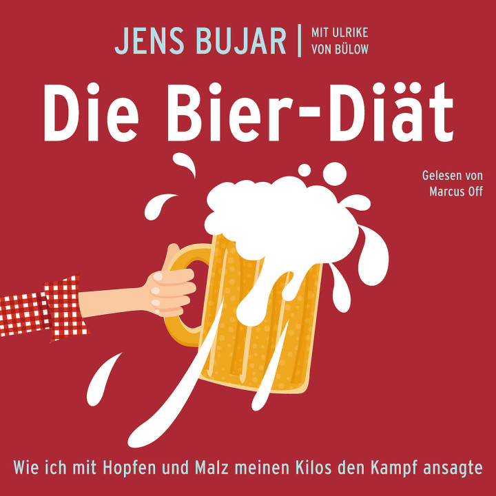 Jens Bujar mit Ulrike von Bülow: Die Bier-Diät