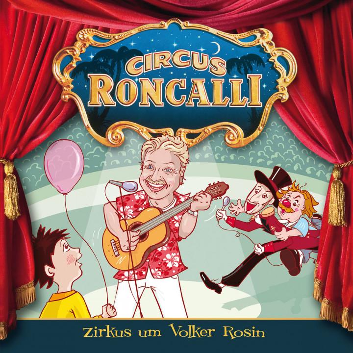 01: Zirkus um Volker Rosin
