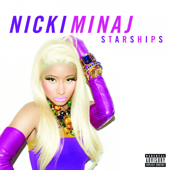 Cover Nicki Minaj Starships