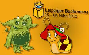 Das Mumpelmonster, Trefft Karussell, Monika Häuschen und das Mumpelmonster auf der Leipziger Buchmesse!