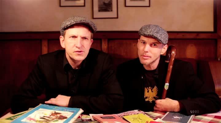 """Jazzkantine, Interview zu """"Jazzkantine spielt Volkslieder"""""""
