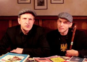 Jazzkantine, Interview zu Jazzkantine spielt Volkslieder