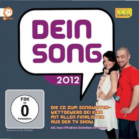 Dein Song, DEIN SONG 2012, 00600753378410