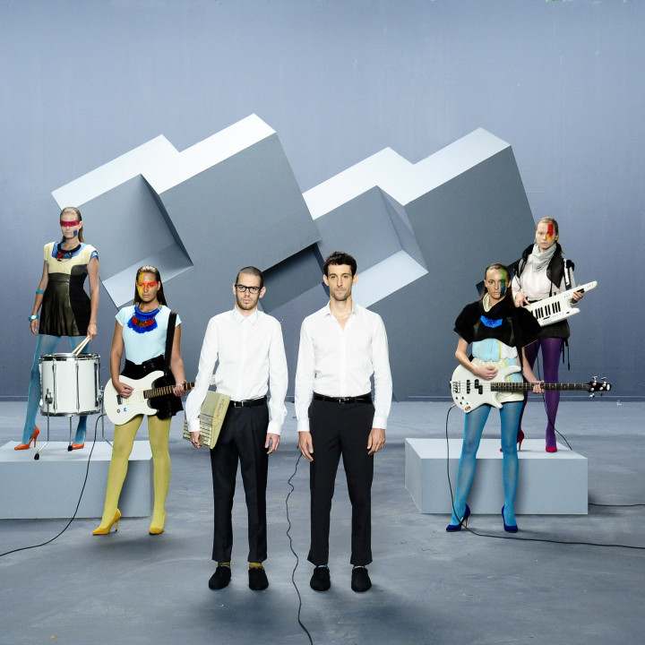 The Young Professionals Pressefoto 02 2012