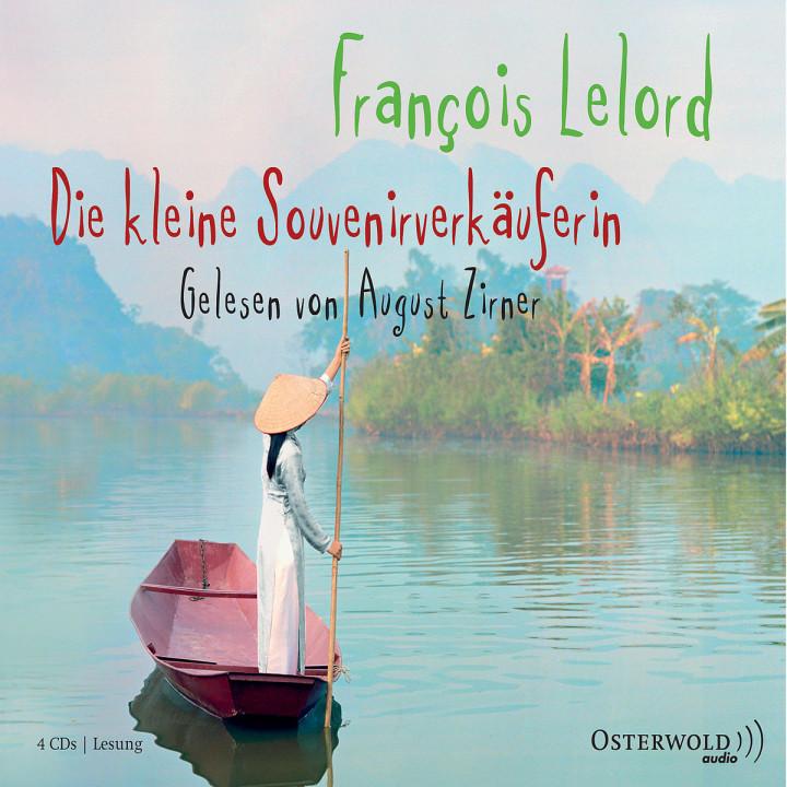 Francois Lelord: Die kleine Souvenirverkäuferin: Bierstedt,Detlef
