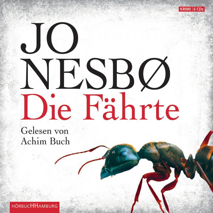 Jo Nesbo: Die Fährte: Buch,Achim