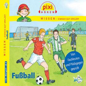 Pixi Hören, Fußball, 09783867421133