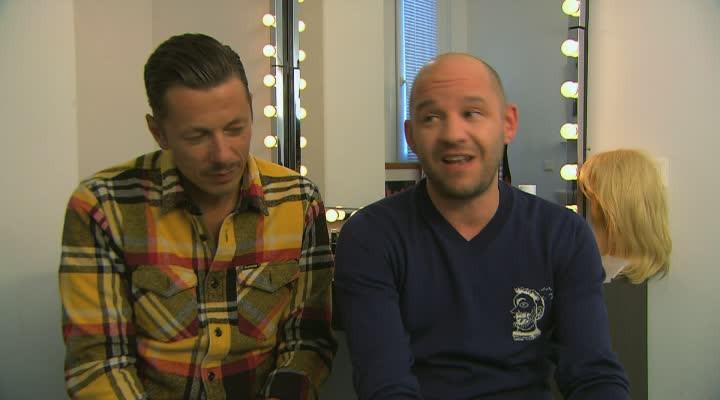 """Interview zum Album """"einszwei"""""""