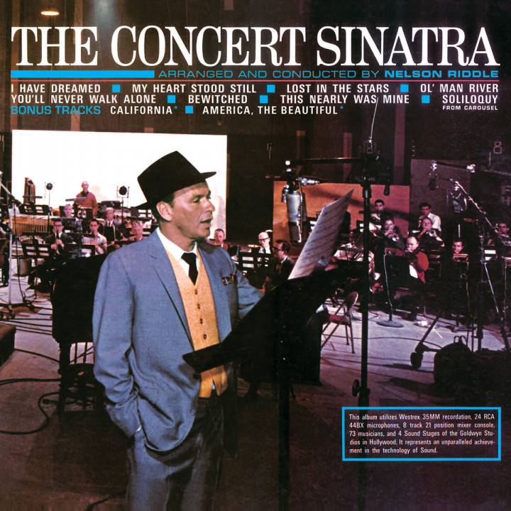 The Concert Sinatra: Expanded Edition : Sinatra,Frank