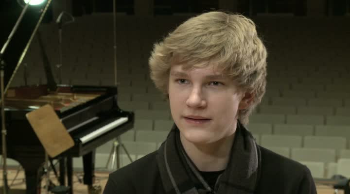 Jan Lisiecki Interview