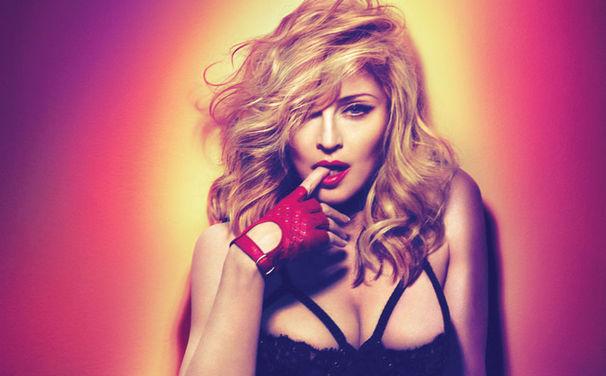Madonna, Madonna in sexy Pose in der Vanity Fair