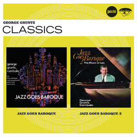 Jazz Club, Jazz Goes Baroque / Jazz Goes Baroque 2 (Jazz Club), 00602527965291