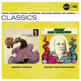 Jazz Club, Amazing Strings / Rockin' Bach Dimensions (Jazz Club), 00602527967745