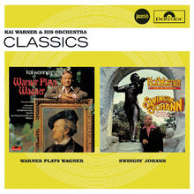 Jazz Club, Warner Plays Wagner / Swingin' Johann (Jazz Club), 00600753379813