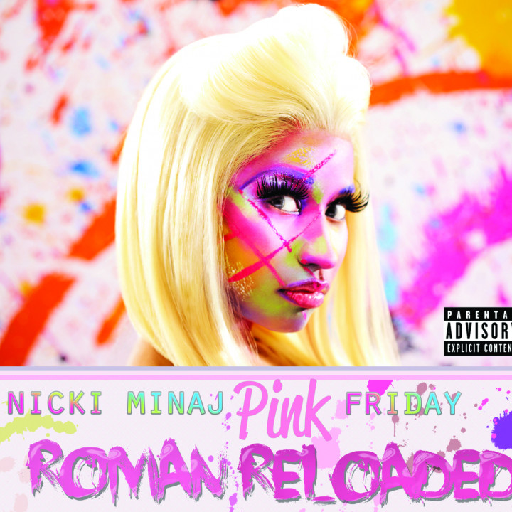 Cover Pink Friday...Roman Reloaded