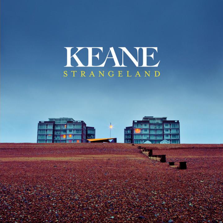 Strangeland Cover