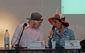 Die kleine Schnecke Monika Häuschen, Monika Häuschen auf der Leipziger Buchmesse