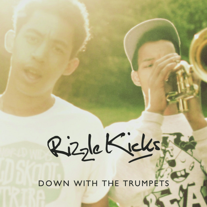 Cover Down With The Trumpets Rizzle Kicks