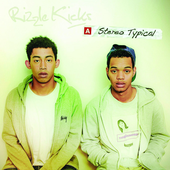 Cover Stereotypical Rizzle Kicks