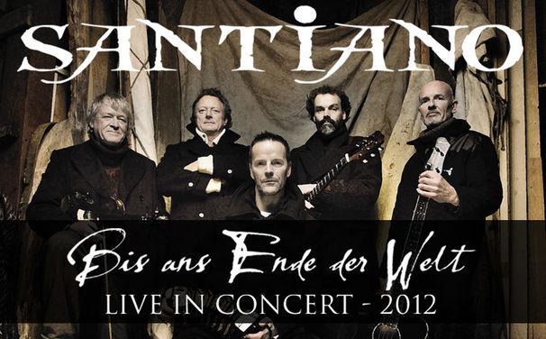 Santiano, Leinen los! Die Bis ans Ende der Welt – Tournee 2012 steht!