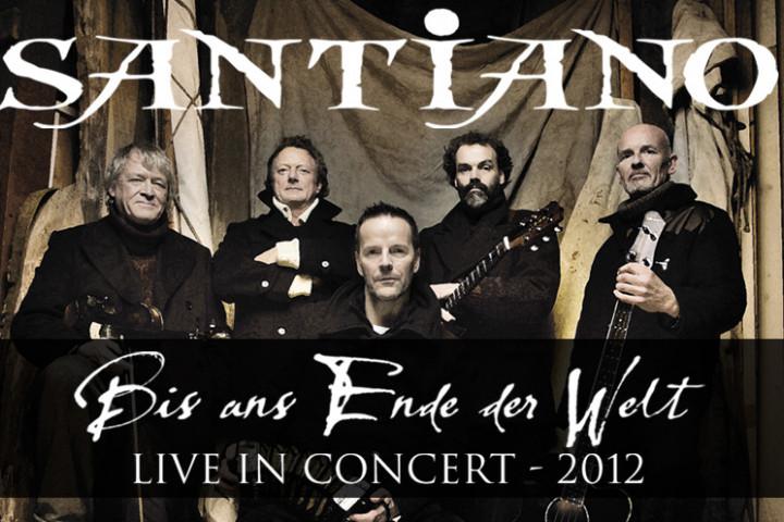 Santiano Tour 2012