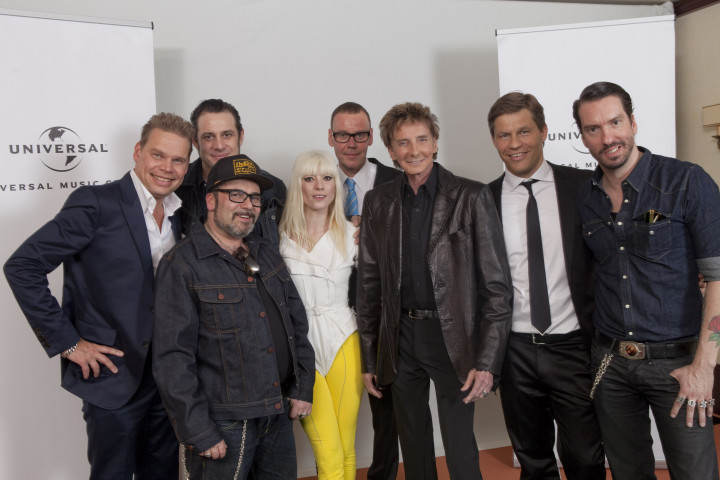 ECHO 2012 - Großer Andrang beim traditionellen UNIVERSAL MUSIC Empfang