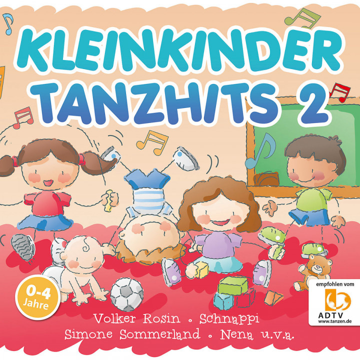 Kleinkindertanzhits 2: Various Artists