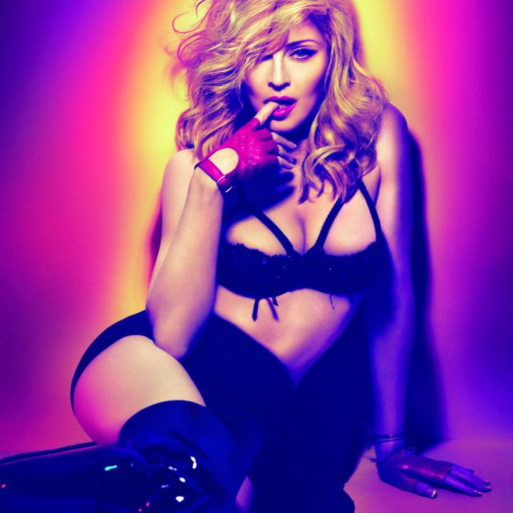 Madonna Pressefoto 3 2012