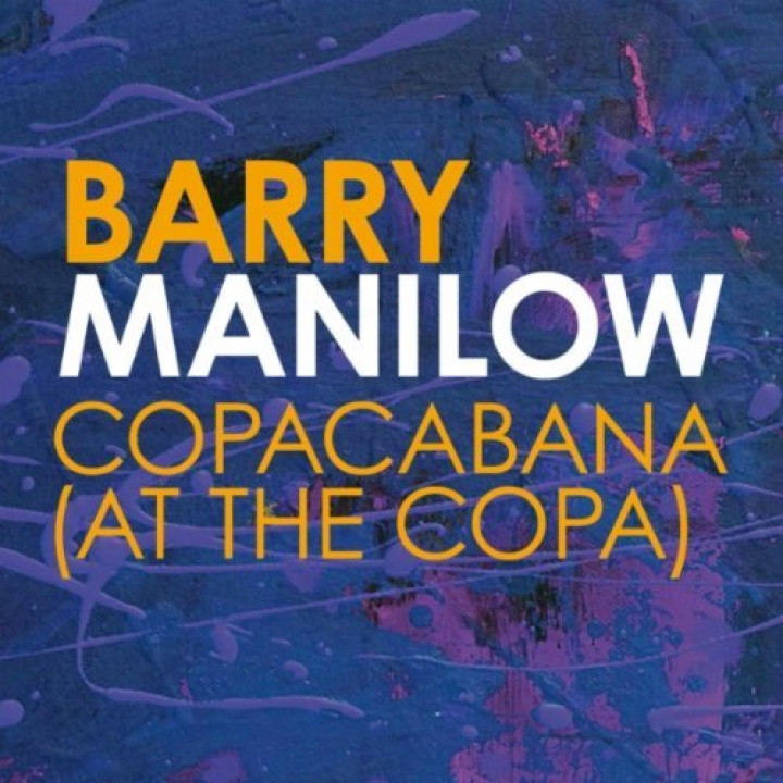barry manilow copacabana