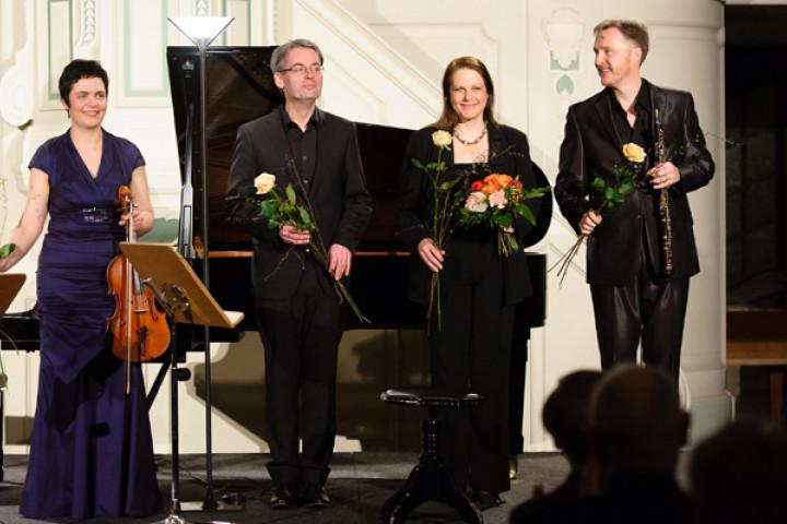 Albrecht Mayer Tabea Zimmermann Marie-Louise Neunecker Markus Becker