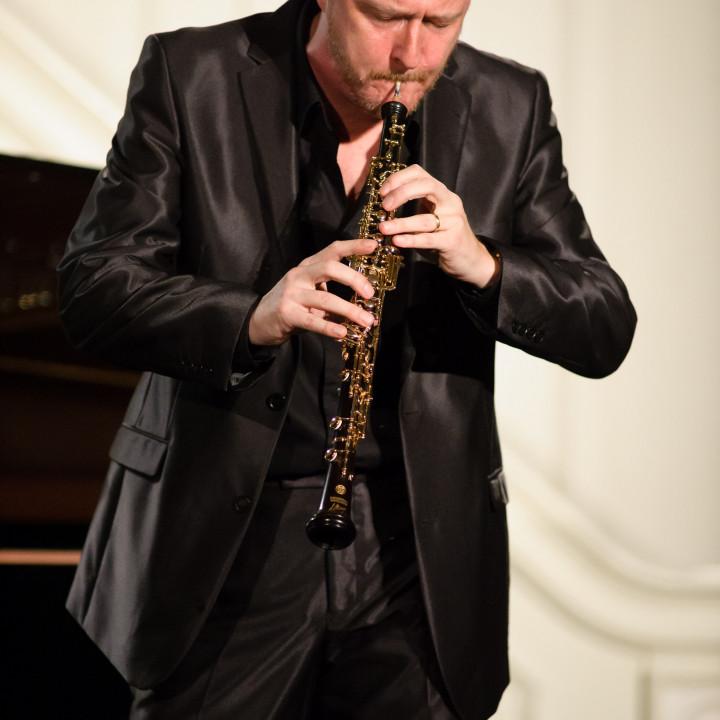 Albrecht Mayer Schilflieder Konzert