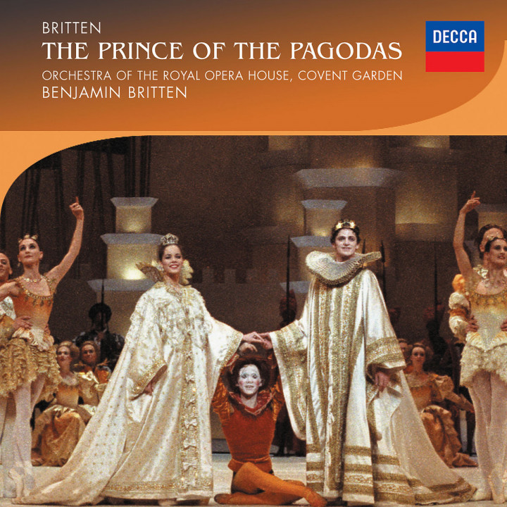 Britten: The Prince of the Pagodas