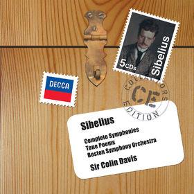 Collectors Edition, Jean Sibelius: sämtliche Sinfonien und Tondichtungen, 00028947836964