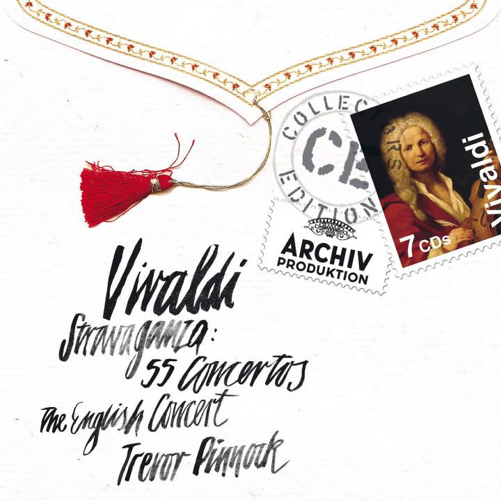 Vivaldi: Stravaganza ¿ 55 Concertos