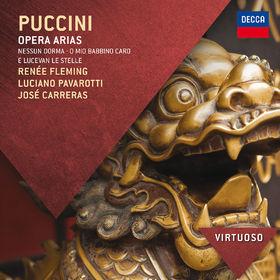 Virtuoso, Giacomo Puccini: Opera Arias, 00028947840305