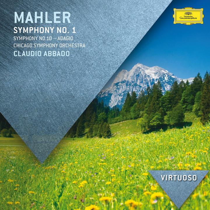 Mahler: Symphony No.1; Symphony No.10 (Adagio)