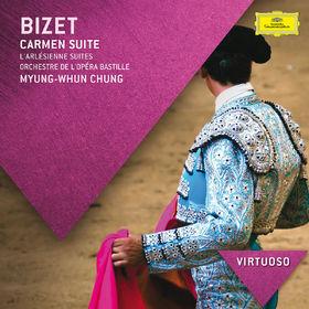 Virtuoso, Bizet: Carmen Suite; L'Arlésienne Suites, 00028947840343