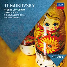 Vladimir Ashkenazy, Tchaikovsky: Violin Concerto, 00028947840312
