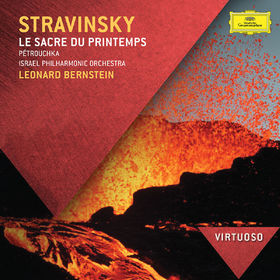 Virtuoso, Stravinsky: Le Sacre du Printemps; Petrouchka, 00028947840411