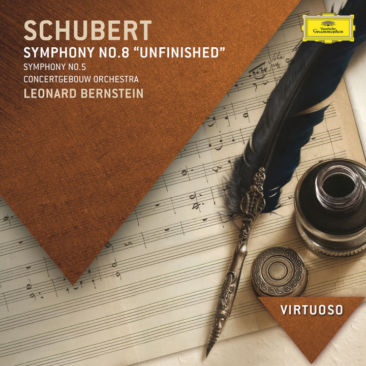 "Schubert: Symphony No.8 - ""Unfinished""; Symphony No.5"