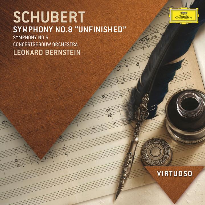 """Schubert: Symphony No.8 - """"Unfinished""""; Symphony No.5"""