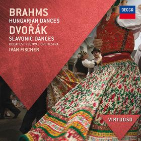 Virtuoso, Brahms: Hungarian Dances / Dvorak: Slavonic Dances, 00028947840282