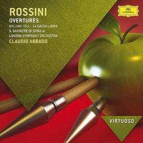 Virtuoso, Rossini: Overtures, 00028947840381