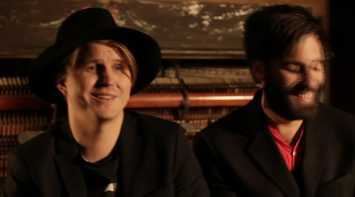 Meet We Are Serenades (EPK)
