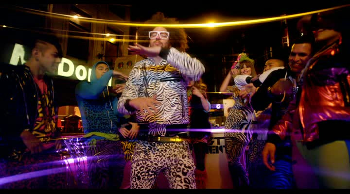 Live My Life (Party Rock Remix) feat. Redfoo