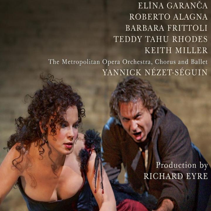 Carmen: Garanca,Elina/Alagna,Roberto/Nezet-Seguin,Y./MOO