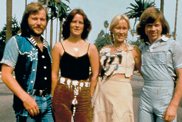 ABBA, Grandiose Samstags-Doku zum 40. ABBA-Jubiläum am 2. Juni bei VOX