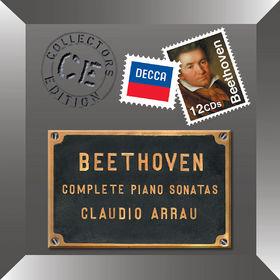 Claudio Arrau, Beethoven: Complete Piano Sonatas, 00028947836940